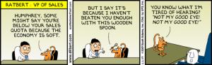 dilbert wooden spoon